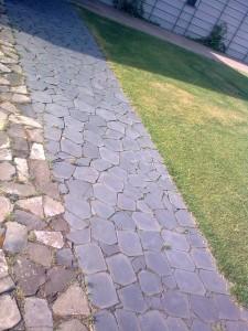 Dlažba přírodní kámen